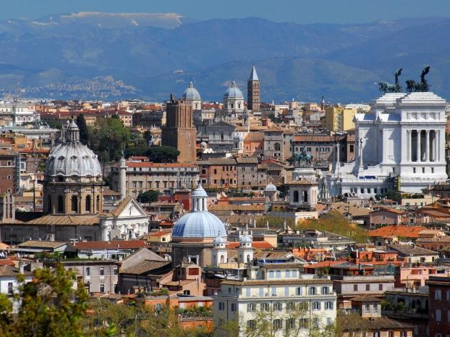 Dare dignità alla capitale d'Italia