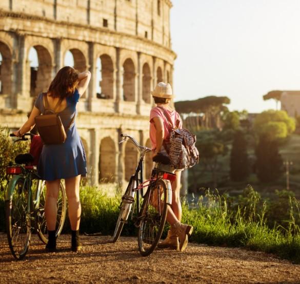 12 marzo, Il GRAB Grande Raccordo anulare in bicicletta. Green economy e turismo