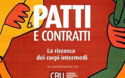 Patti e contratti. La riscossa dei corpi intermedi